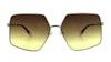 Victorias Secret VS 0025 Women's Sunglasses Brown/Gold