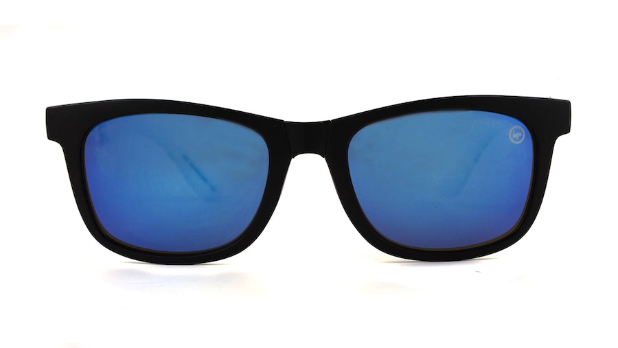 Hype Folder Children's Sunglasses Blue/Black