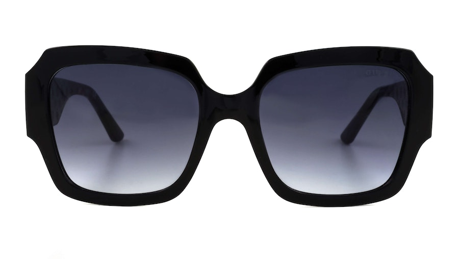 Guess GU 7681 Women's Sunglasses Grey/Black
