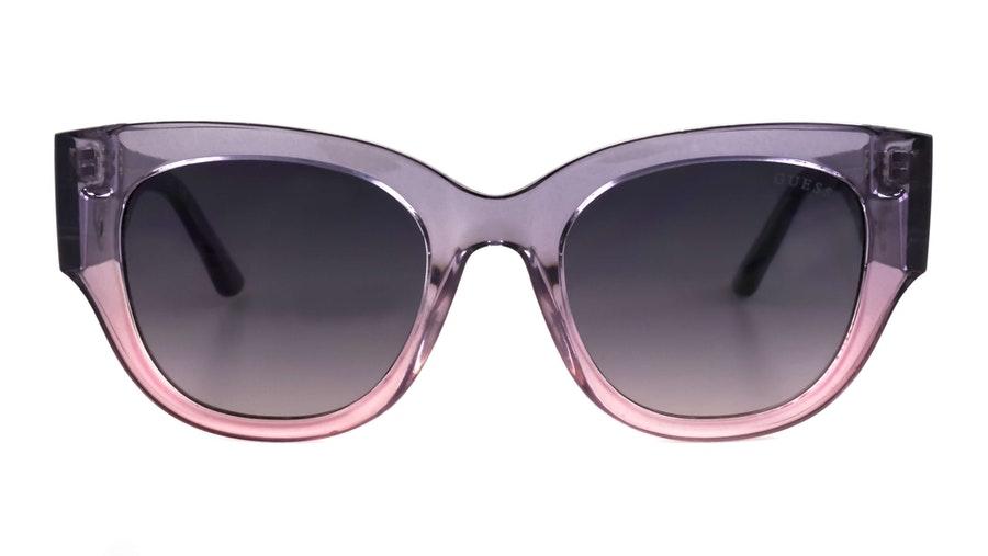 Guess GU 7680 Women's Sunglasses Grey/Grey