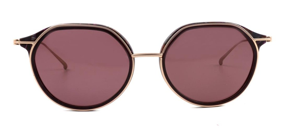 Scotch & Soda SS 7002 Women's Sunglasses Violet/Gold