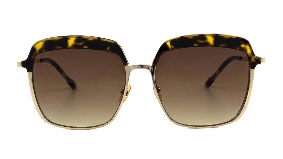 Sunday Somewhere Setlla Men's Sunglasses Brown/Gold