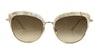Sunday Somewhere Margot Women's Sunglasses Brown/Gold