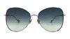 Sunday Somewhere Pip Women's Sunglasses Blue/Silver