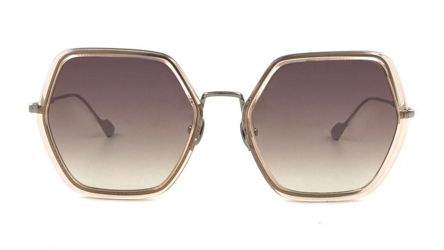 Sunday Somewhere Elizabeth Women's Sunglasses Brown/Pink