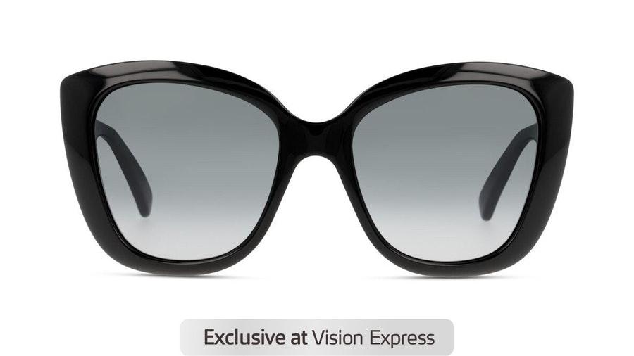 Gucci GG 0860S Women's Sunglasses Grey/Black