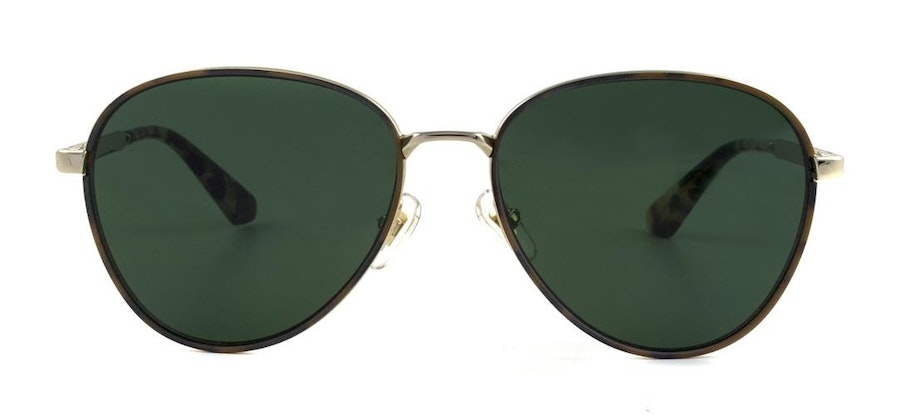 Sandro SD 7009 Men's Sunglasses Green/Gold