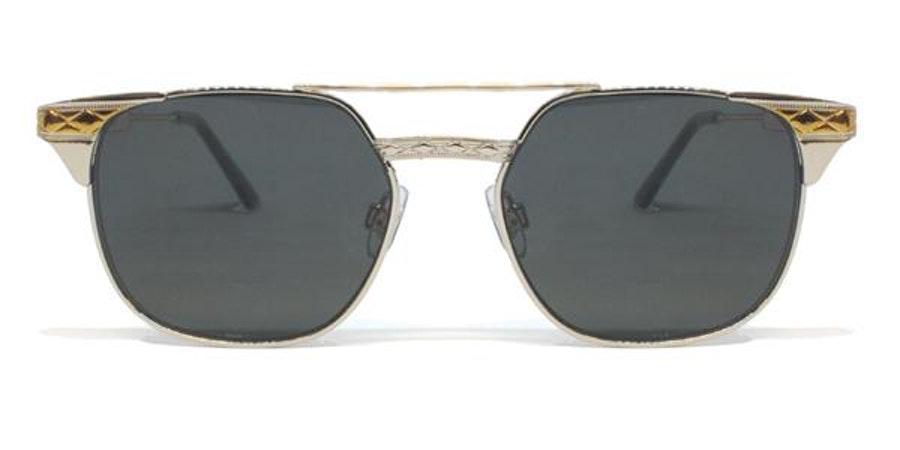 Spitfire Grit Men's Sunglasses Grey/Silver