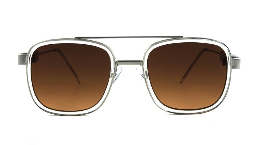 Spitfire DNA 4 Men's Sunglasses Brown/Transparent