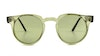 Spitfire Teddy Boy Unisex Sunglasses Green/Green