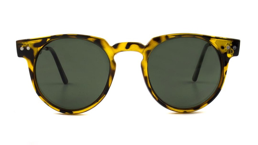 Spitfire Teddy Boy Unisex Sunglasses Brown/Brown