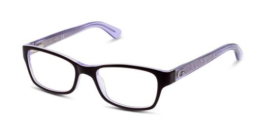 GU 2591 Women's Glasses Transparent / Purple