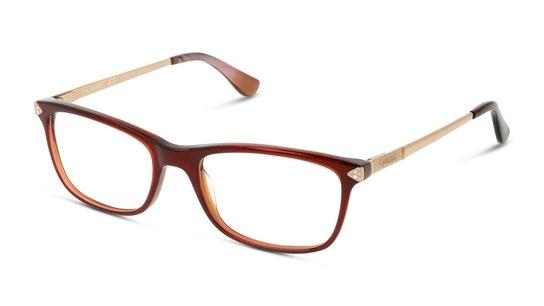 GU 2631 Women's Glasses Transparent / Red