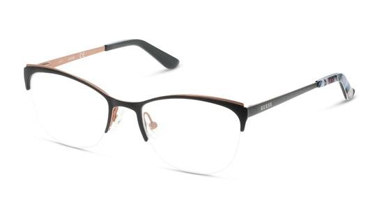GU 2642 Women's Glasses Transparent / Black