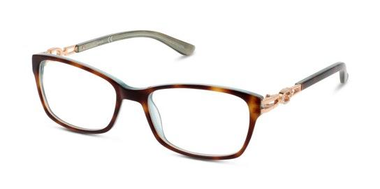 GU 2677 Women's Glasses Transparent / Brown