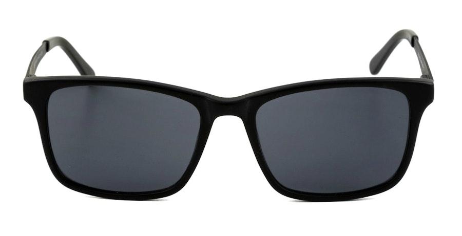 DC Comics Kids Justice League 2002S (Black) Children's Sunglasses Grey / Black