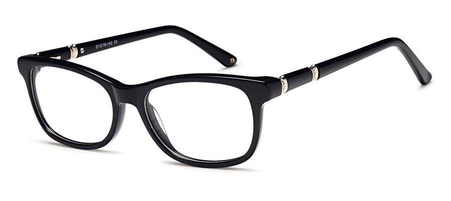 Dune 003 Women's Glasses Black