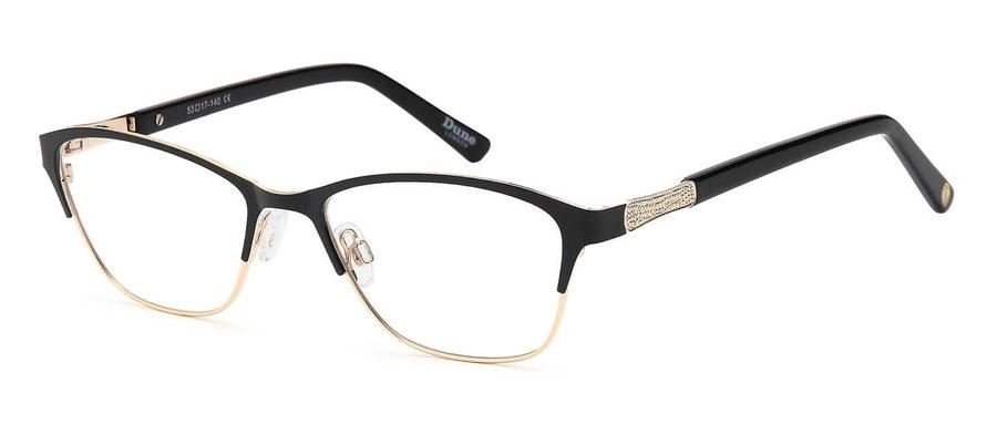 Dune 031 Women's Glasses Black
