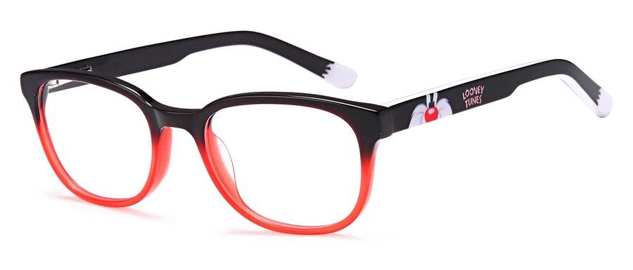 Looney Tunes Sylvester LOON234 Children's Glasses Black