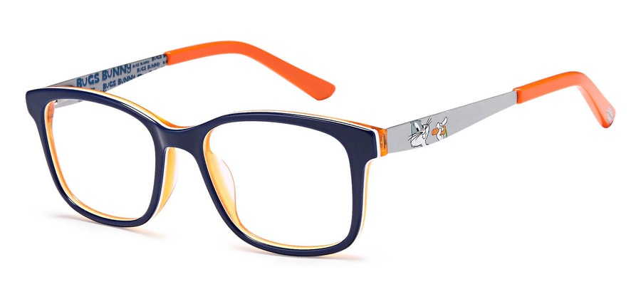 Looney Tunes Bugs Bunny LOON235 Children's Glasses Black