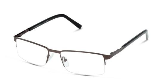 IS AM33 Men's Glasses Transparent / Grey