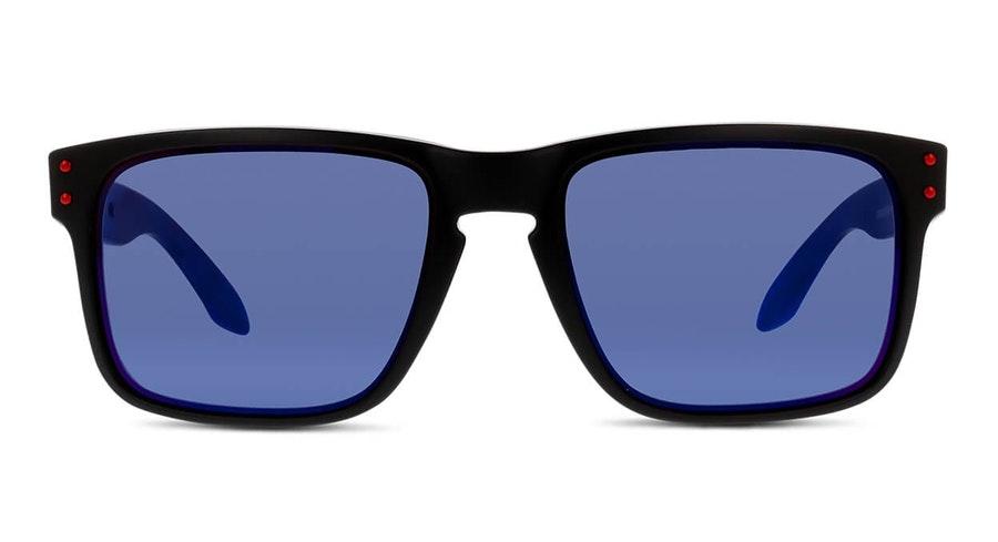 Oakley Holbrook OO 9102 Men's Sunglasses Violet/Black 1