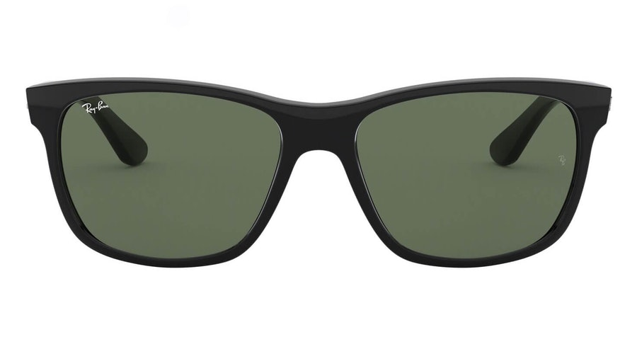 Ray-Ban RB 4181 Men's Sunglasses Green/Black