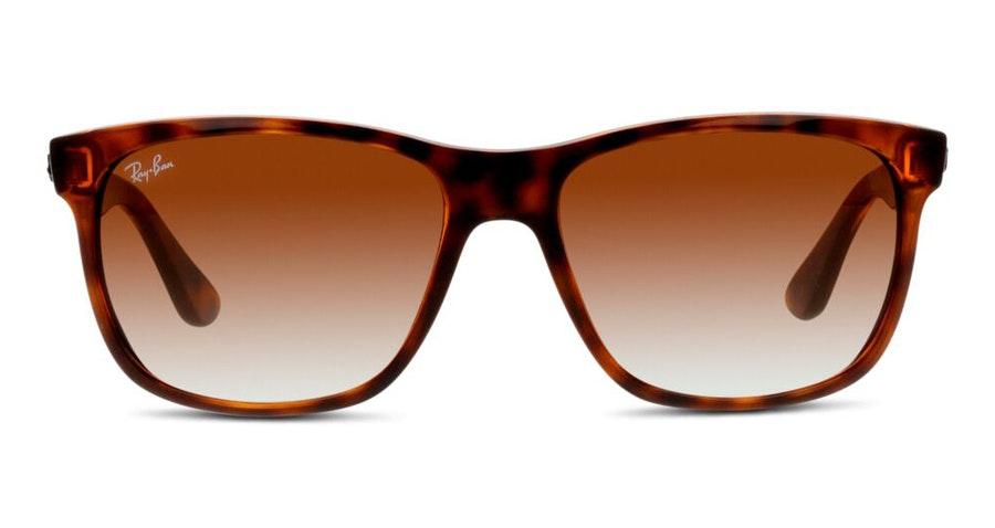 Ray-Ban RB 4181 (710/51) Sunglasses Brown / Tortoise Shell