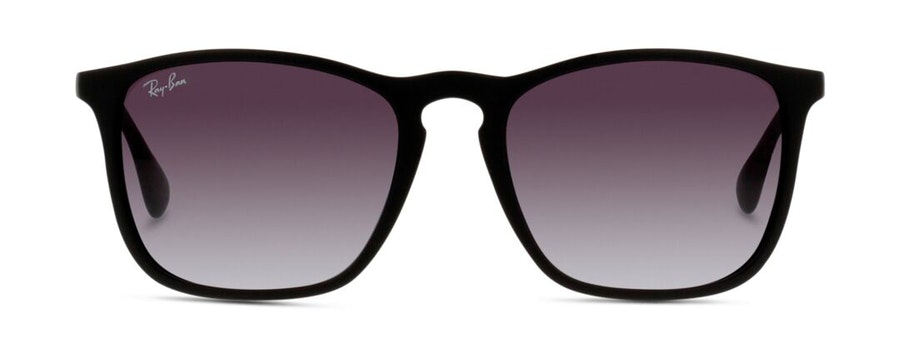 Ray-Ban Chris RB 4187 (622/8G) Sunglasses Grey / Black