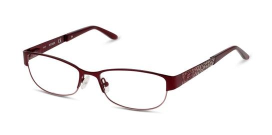 GU 2390 Women's Glasses Transparent / Pink