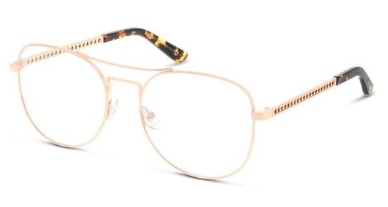 JC 200 Women's Glasses Transparent / Gold