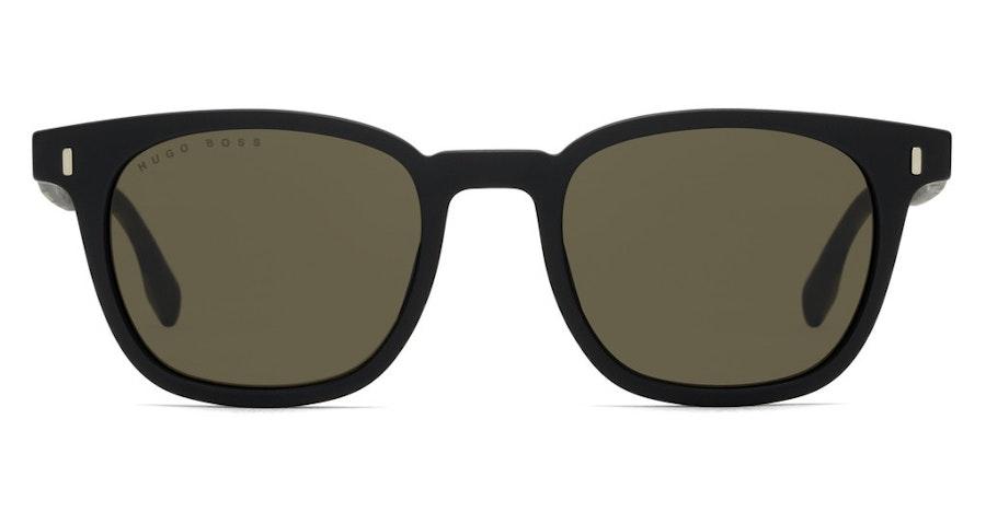Hugo Boss BOSS 0970/S Sunglasses Brown / Black
