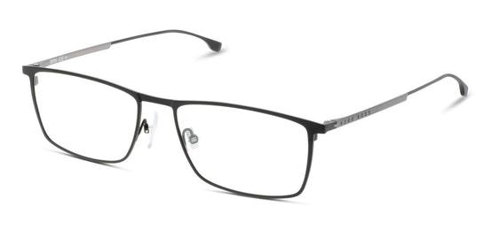 BOSS 0976 Men's Glasses Transparent / Black