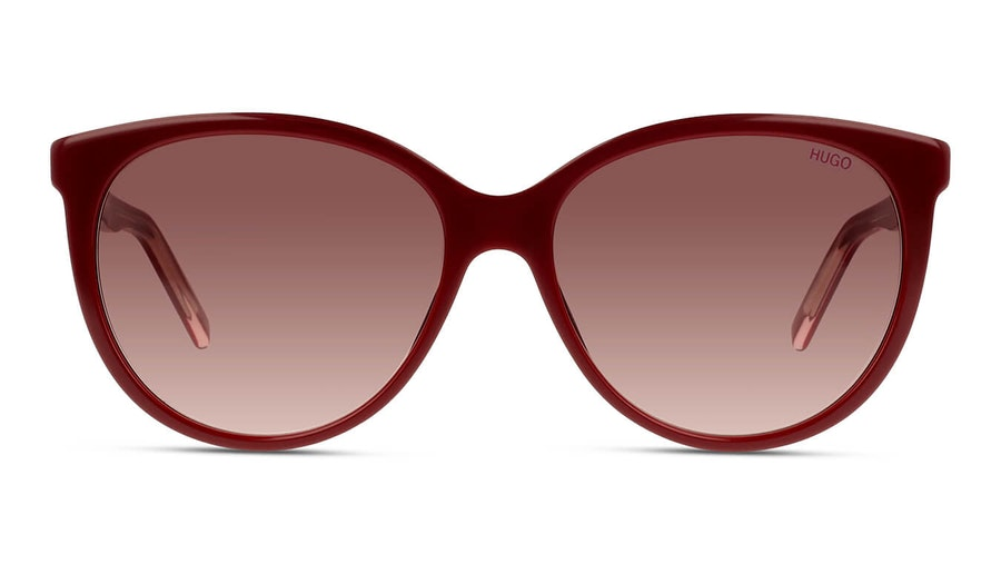 Hugo by Hugo Boss HG 1006/S Women's Sunglasses Pink / Red