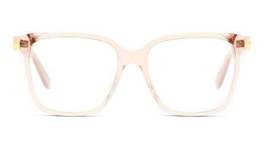 JC 227 Women's Glasses Transparent / Pink