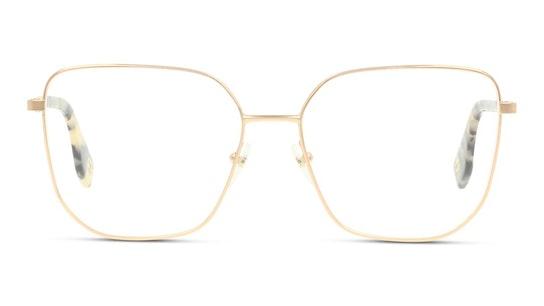 MARC 370 (Large) Women's Glasses Transparent / Gold