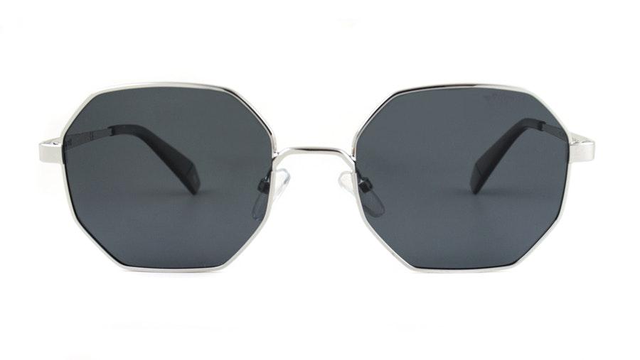 Polaroid PLD 6067/S Women's Sunglasses Grey / Silver