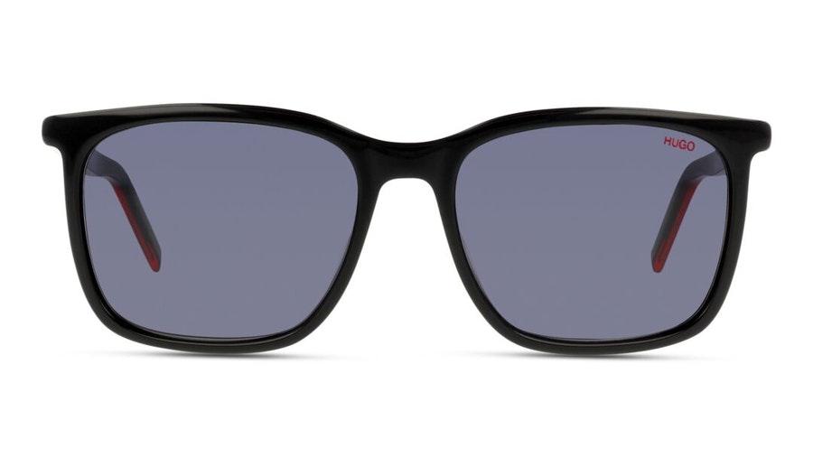 Hugo by Hugo Boss HG 1027/S (OIT) Sunglasses Grey / Black