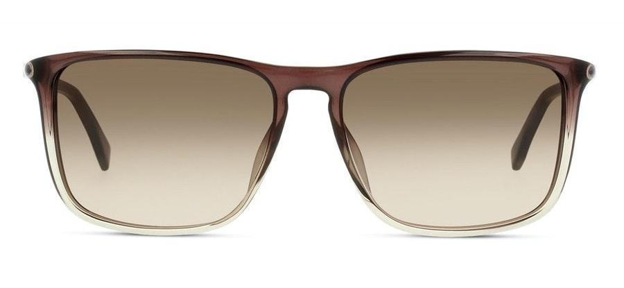 Hugo Boss BOSS 0665/N/S (NUX) Sunglasses Brown / Brown