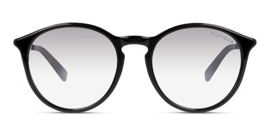 TH 1663/S Unisex Sunglasses Grey / Black