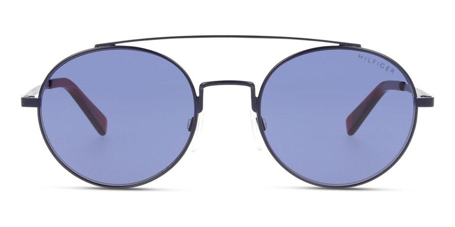Tommy Hilfiger TH 1664/S (FLL) Sunglasses Blue / Blue