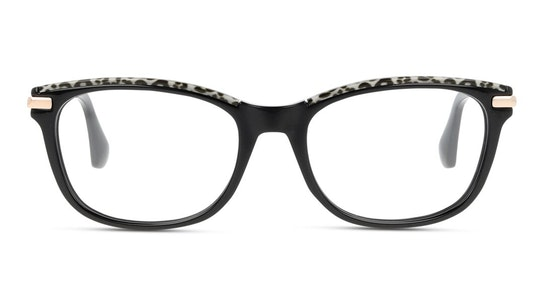 JC 248 Women's Glasses Transparent / Black