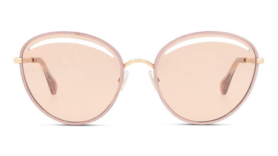 Jimmy Choo Malya Women's Sunglasses Pink / Pink