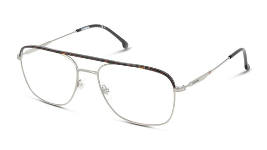 CA 211 (Large) Men's Glasses Transparent / Tortoise Shell