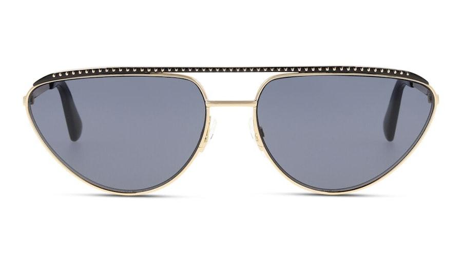 Moschino MOS 057/G Women's Sunglasses Grey / Black