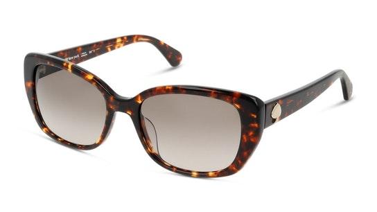 Kenzie Women's Sunglasses Brown / Havana