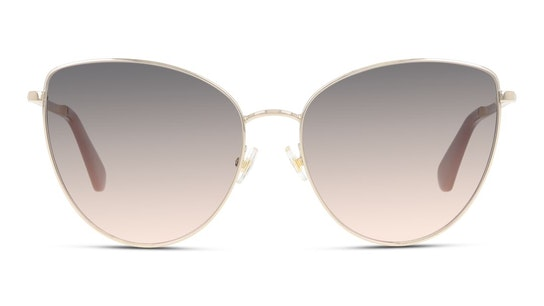 Dulce Women's Sunglasses Grey / Gold