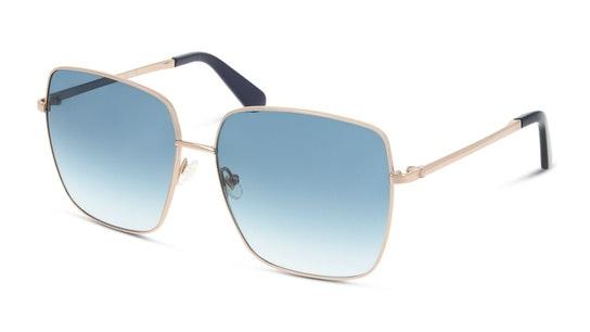 Fenton Women's Sunglasses Blue / Gold