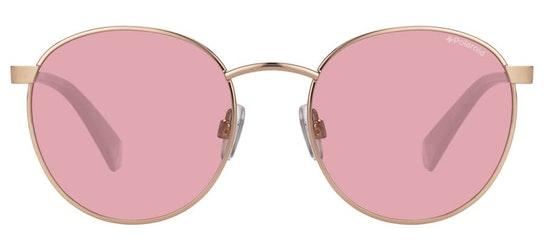Round Pop PLD 2053/S (GP2) Sunglasses Pink / Pink