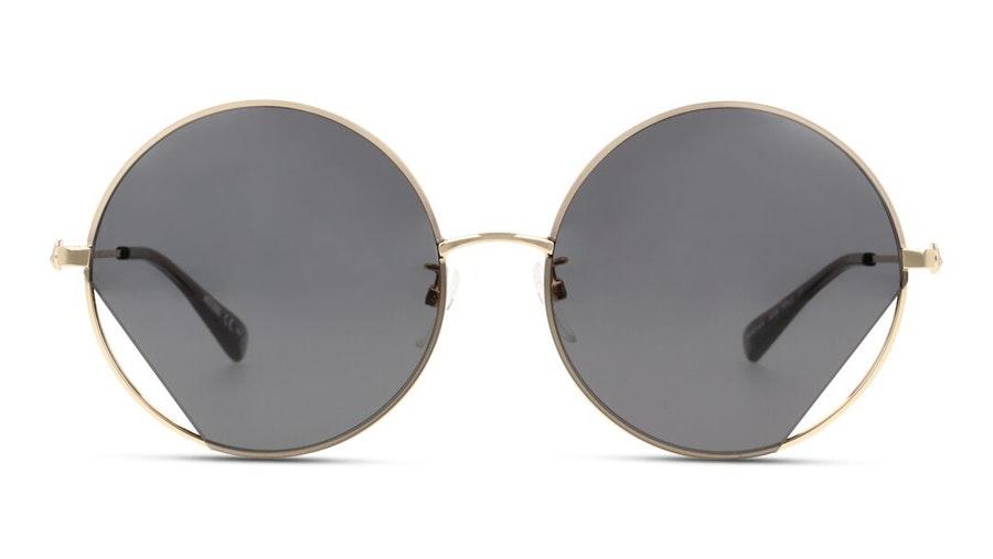 Moschino MOS 073/G Women's Sunglasses Grey / Gold